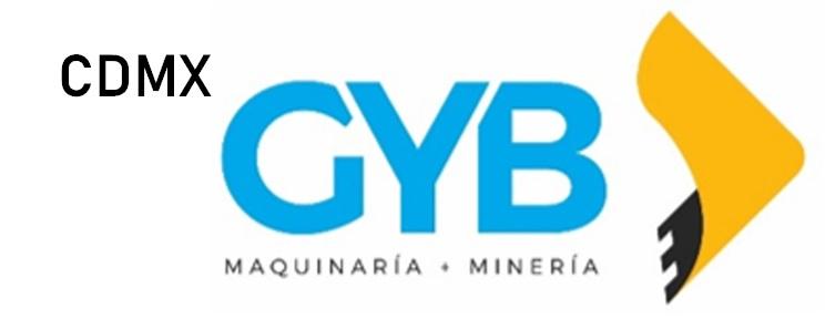GYB maquinaria pesada CDMX