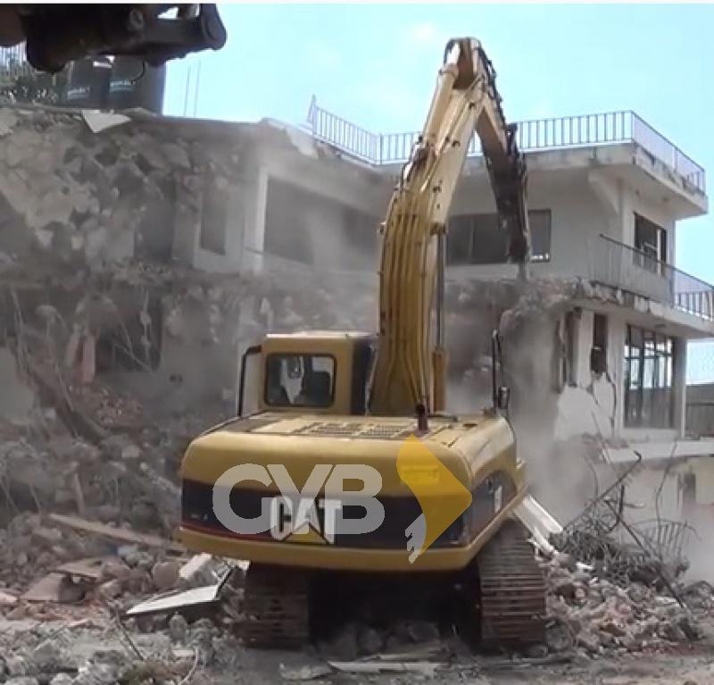 Maquinaria de Demolición en Venta