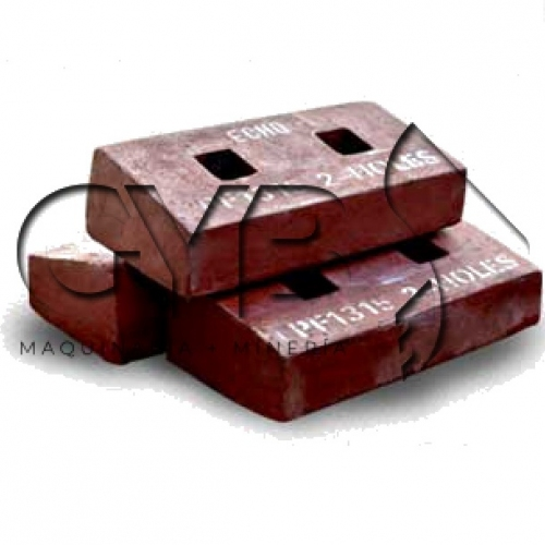 Venta de Refacciones para Equipo de Trituración y Minería