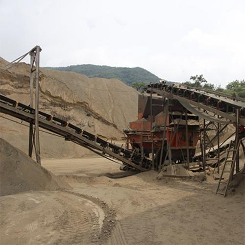 Bandas Transportadoras de Minerales